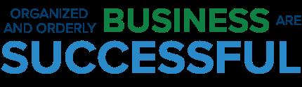 Order creates successful businesses