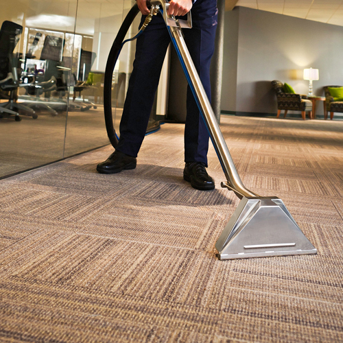 Commercial Carpet Care