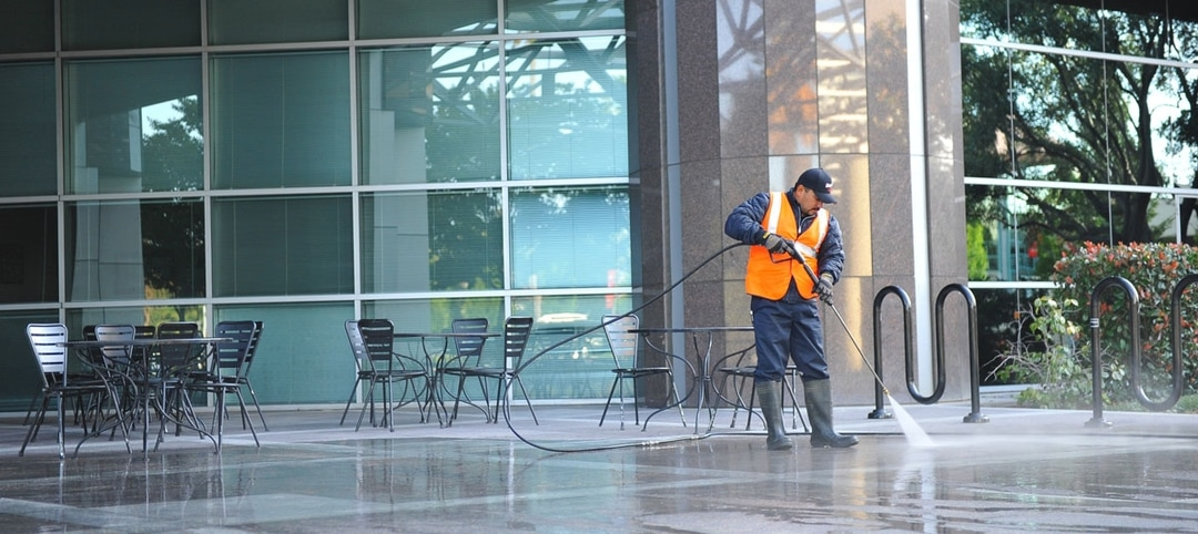 commercial construction cleanup