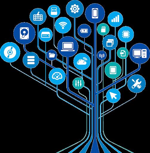 IoT Tree Image