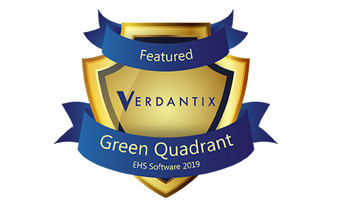 Verdantix Accreditation Badge