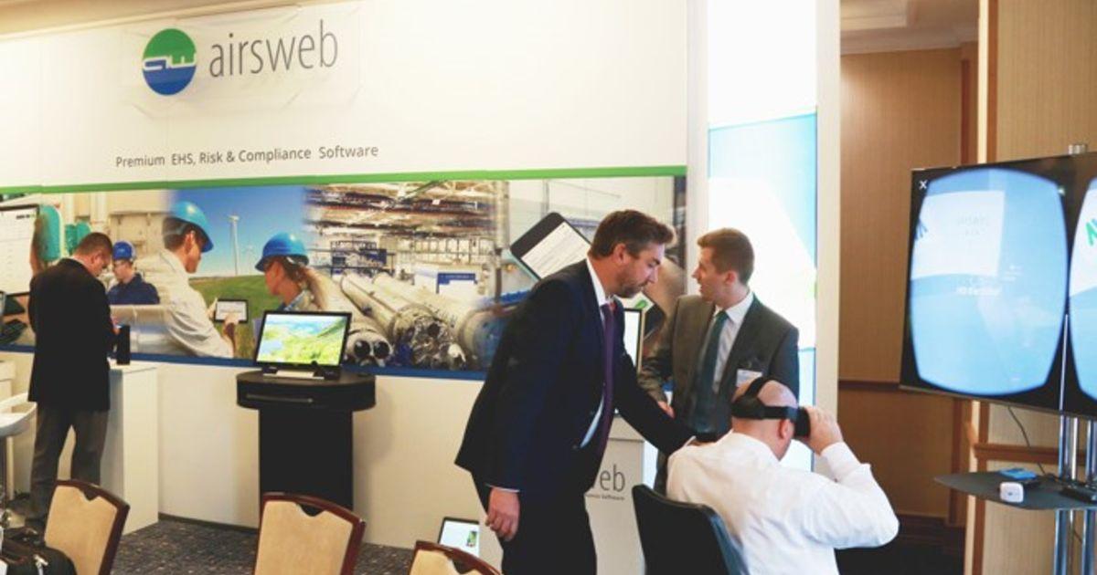 Airsweb VR