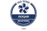 ISO Accreditation Badge