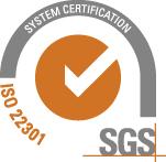 SGS Badge
