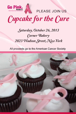 October Is Breast Cancer Awareness Month Fundraising Party
