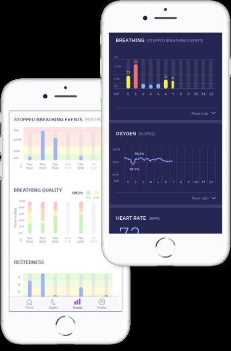 Beddr Sleep mobile app