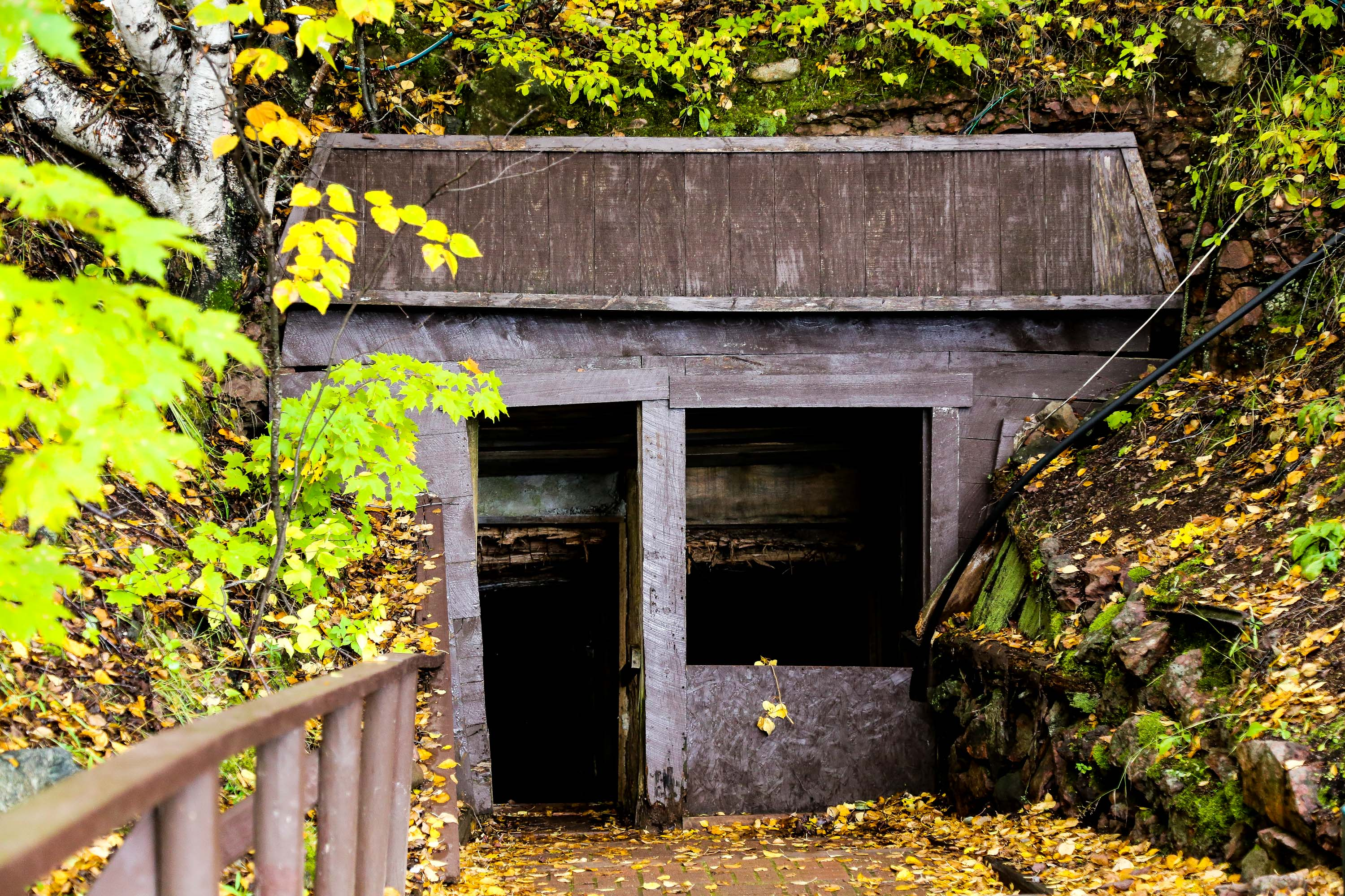 Mine Tours near the Wilderness Resort in Lac La Belle Michigan