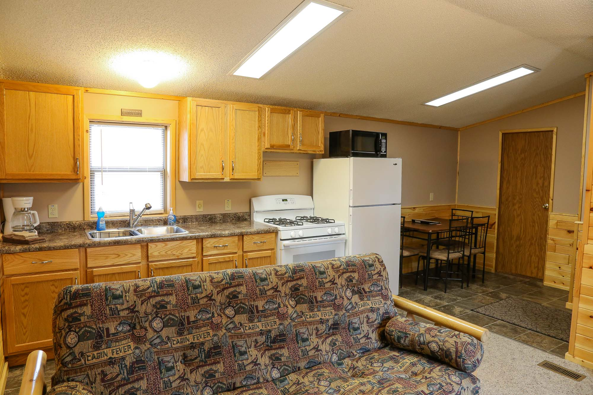Photo of Duplex B Lodging at the Wilderness Resort in Lac La Belle Michigan
