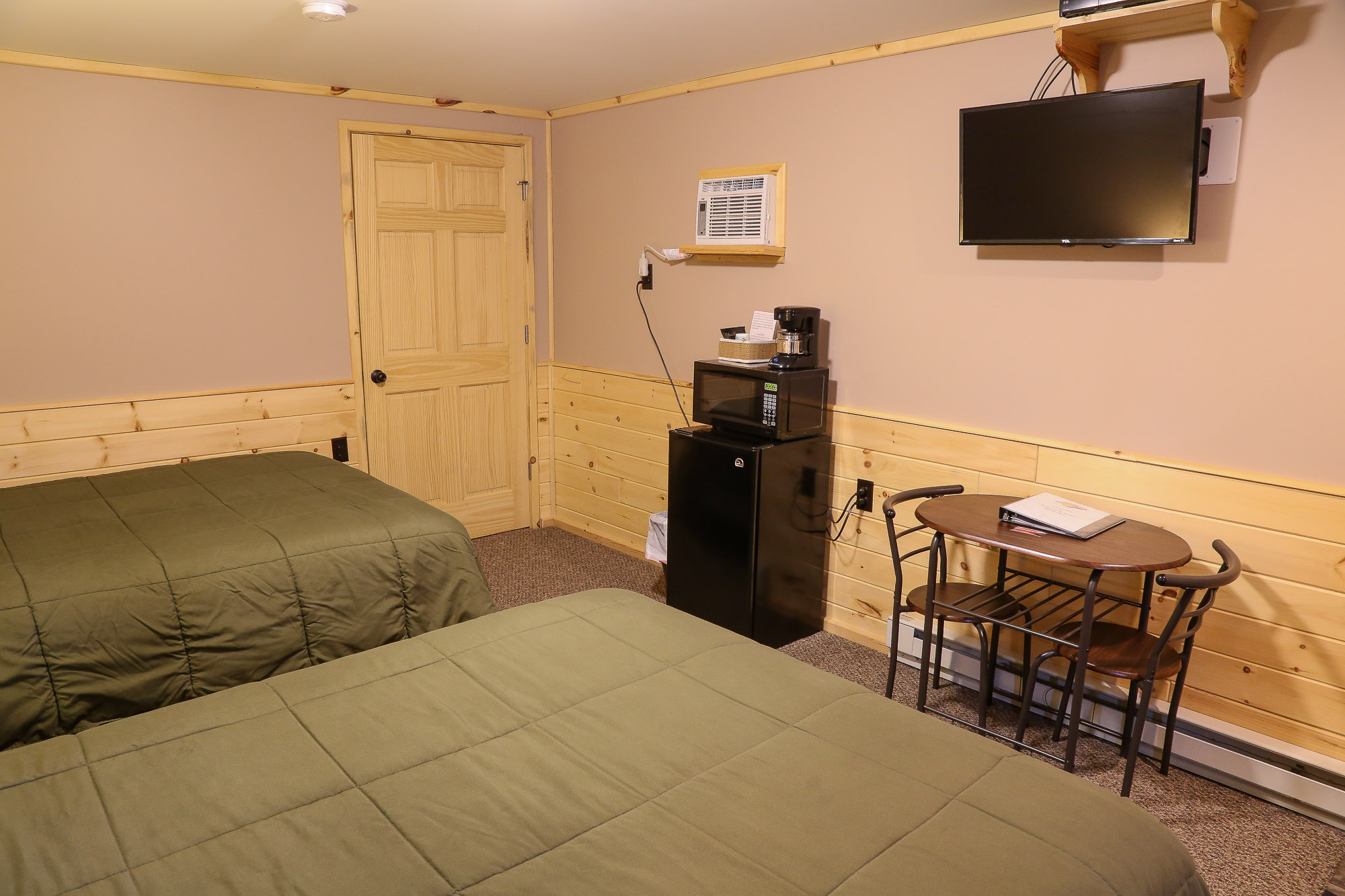 Photo of Motel D Lodging at the Wilderness Resort in Lac La Belle Michigan