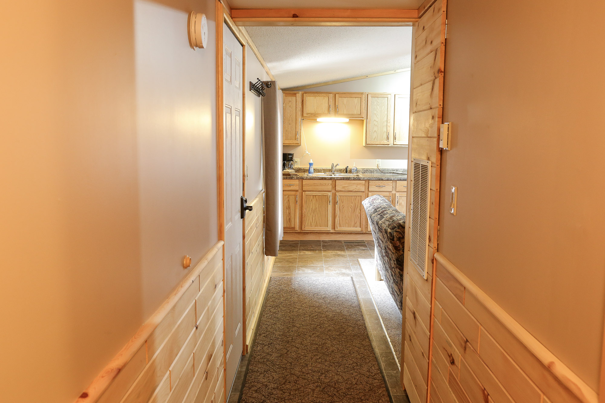 Photo of Duplex A Lodging at the Wilderness Resort in Lac La Belle Michigan