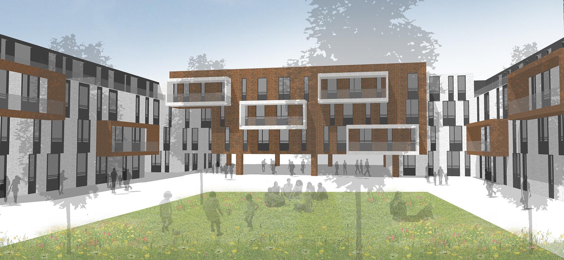 Sztuk Architecture — Southview Apartments by Calgary