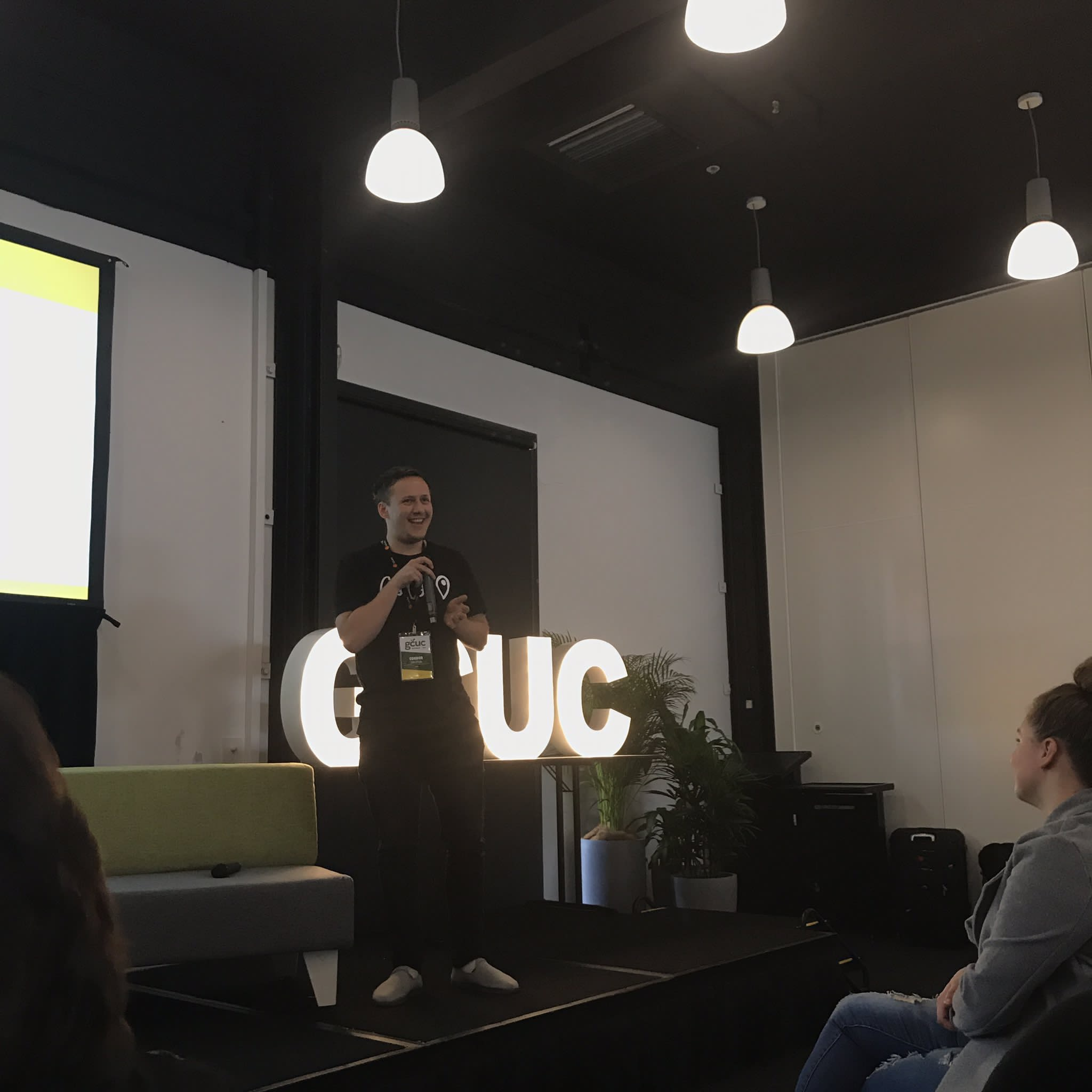 GCUC Speaker Event