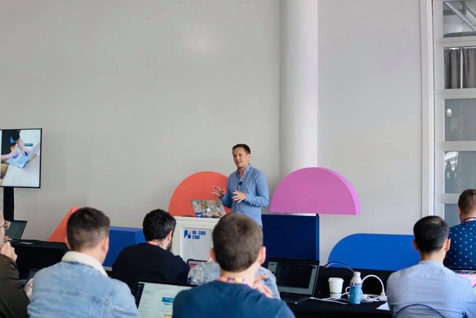 no code conference