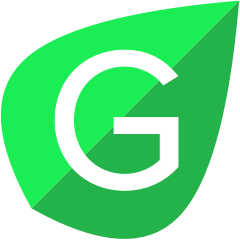 GrowthGenius Leaf Logo