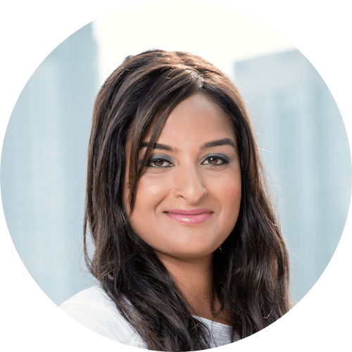 Fatima Zaidi, VP of Business Development at Eighty-Eight