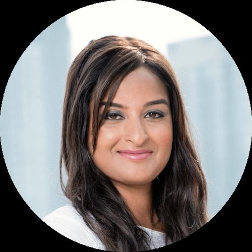 Fatima Zaidi, VP of Business Development, Eighty-Eight