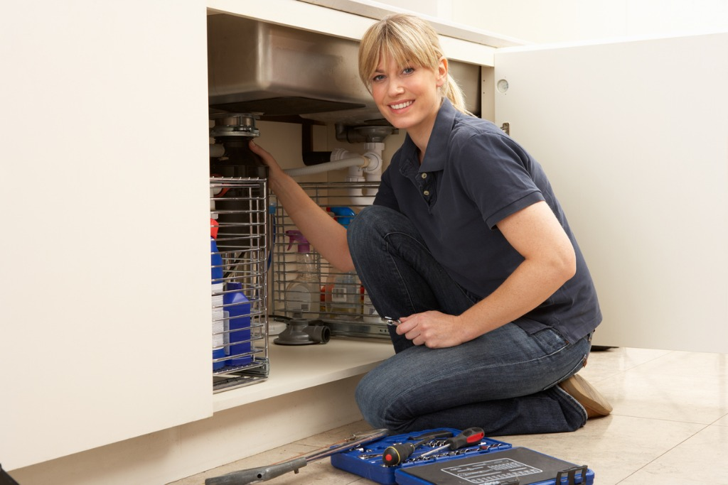 Garbage Disposal Repair And Replacement Services
