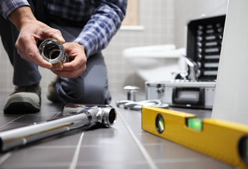 residential drain & sewer services