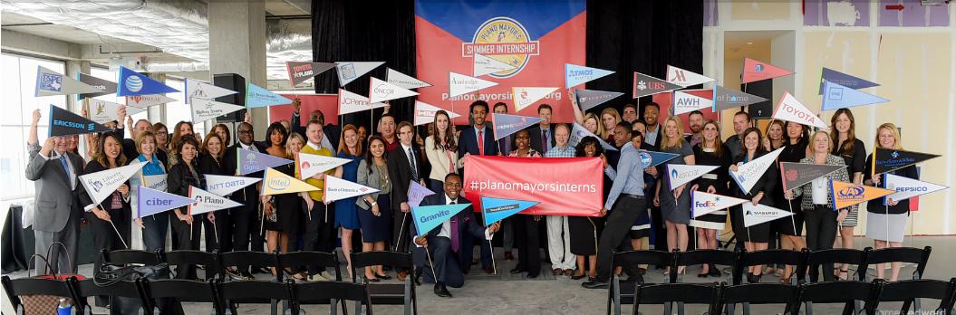 Plano Mayor's Summer Internship Program Job Fair 2019