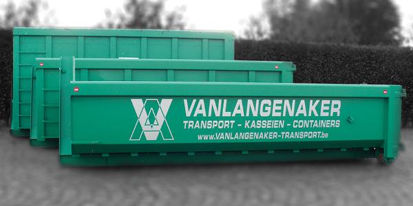 Vanlangenaker containers