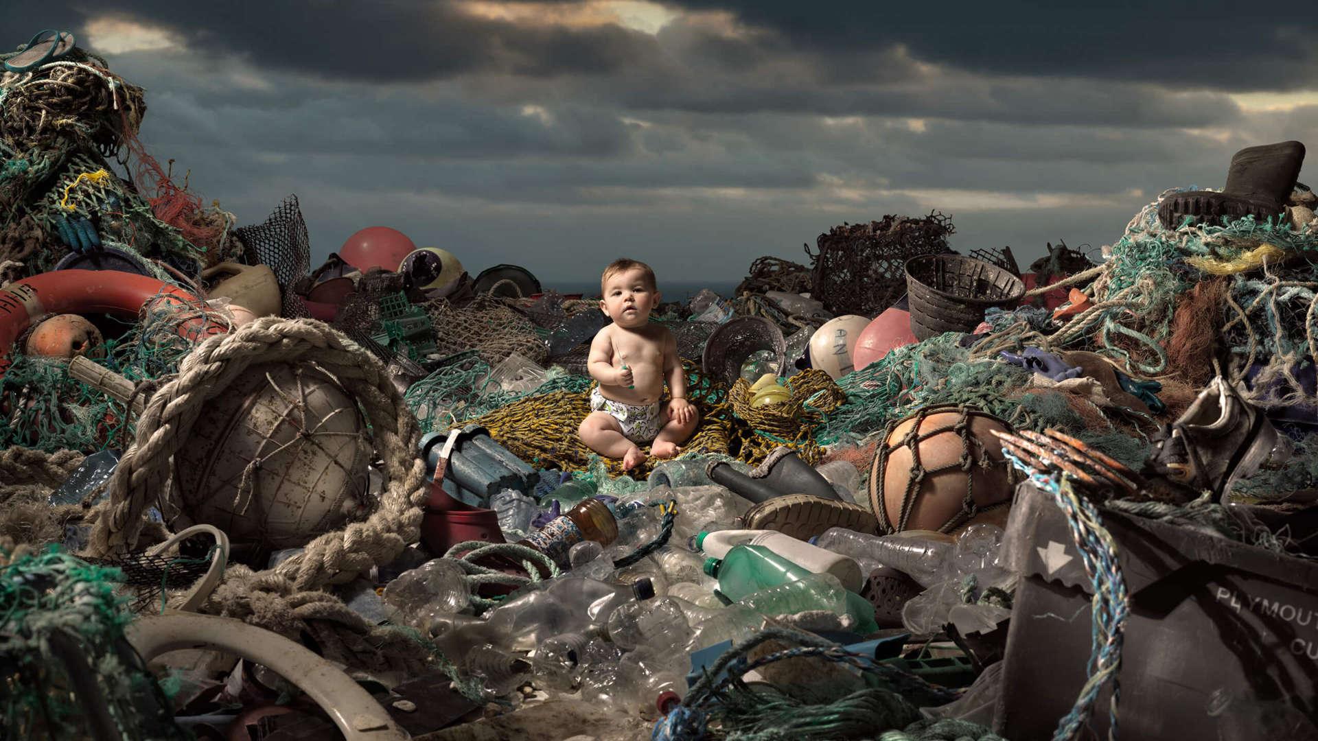 De vallei van het vuil © Karl Taylor