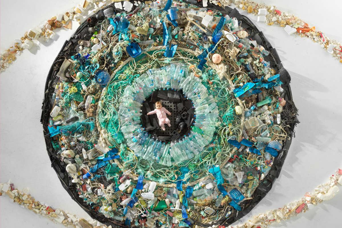 Het eindresultaat van het vuile oog © Karl Taylor