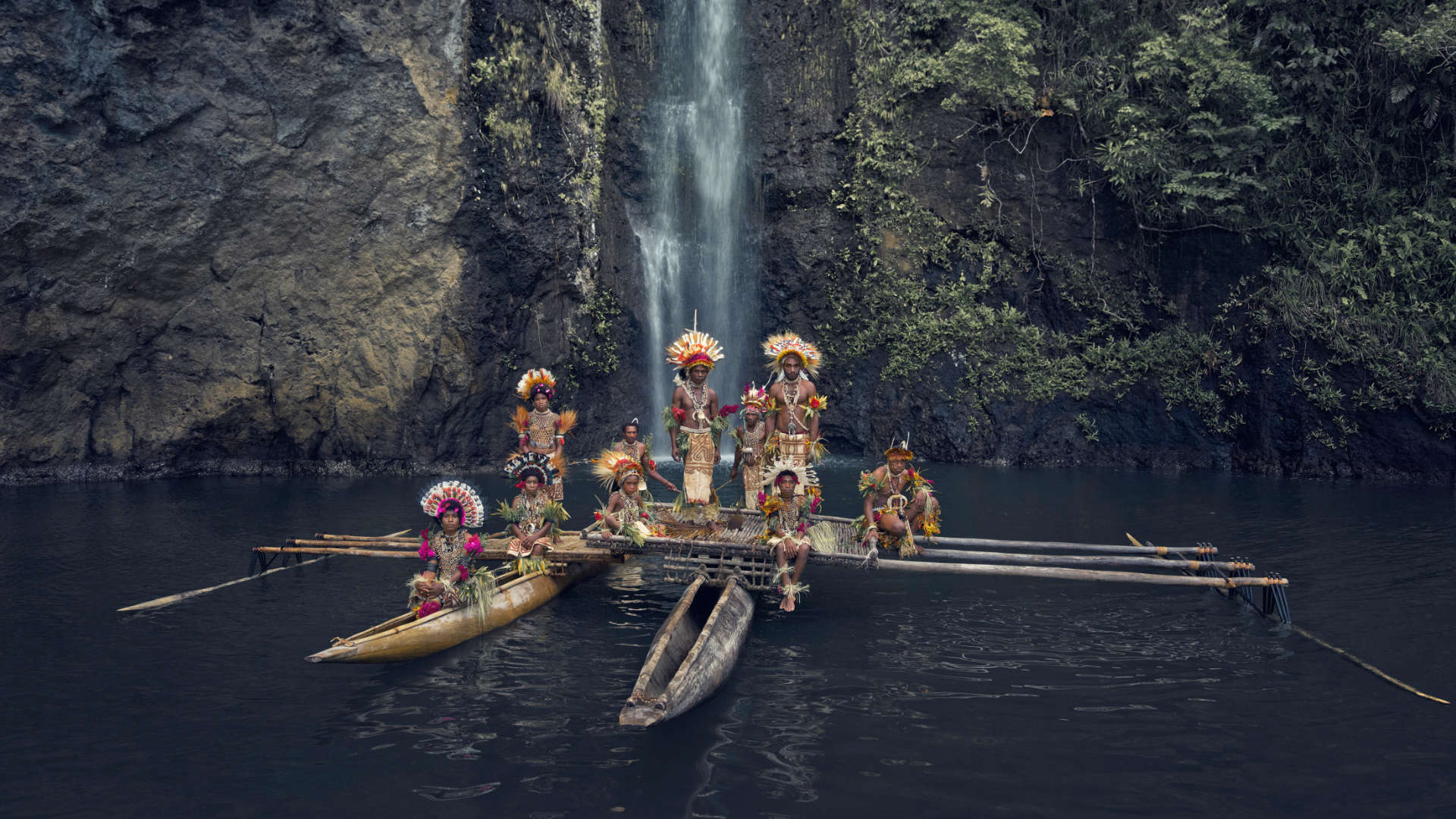 Uramana stam, Tufi, Papua New Guinea
