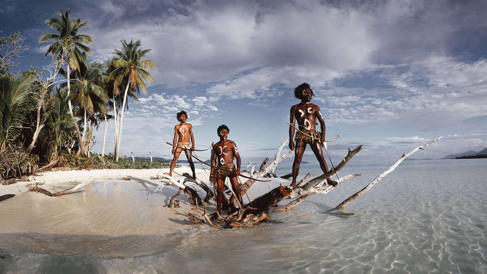 Many Vanuatu stam, Rah eiland, Vanuatu eilanden