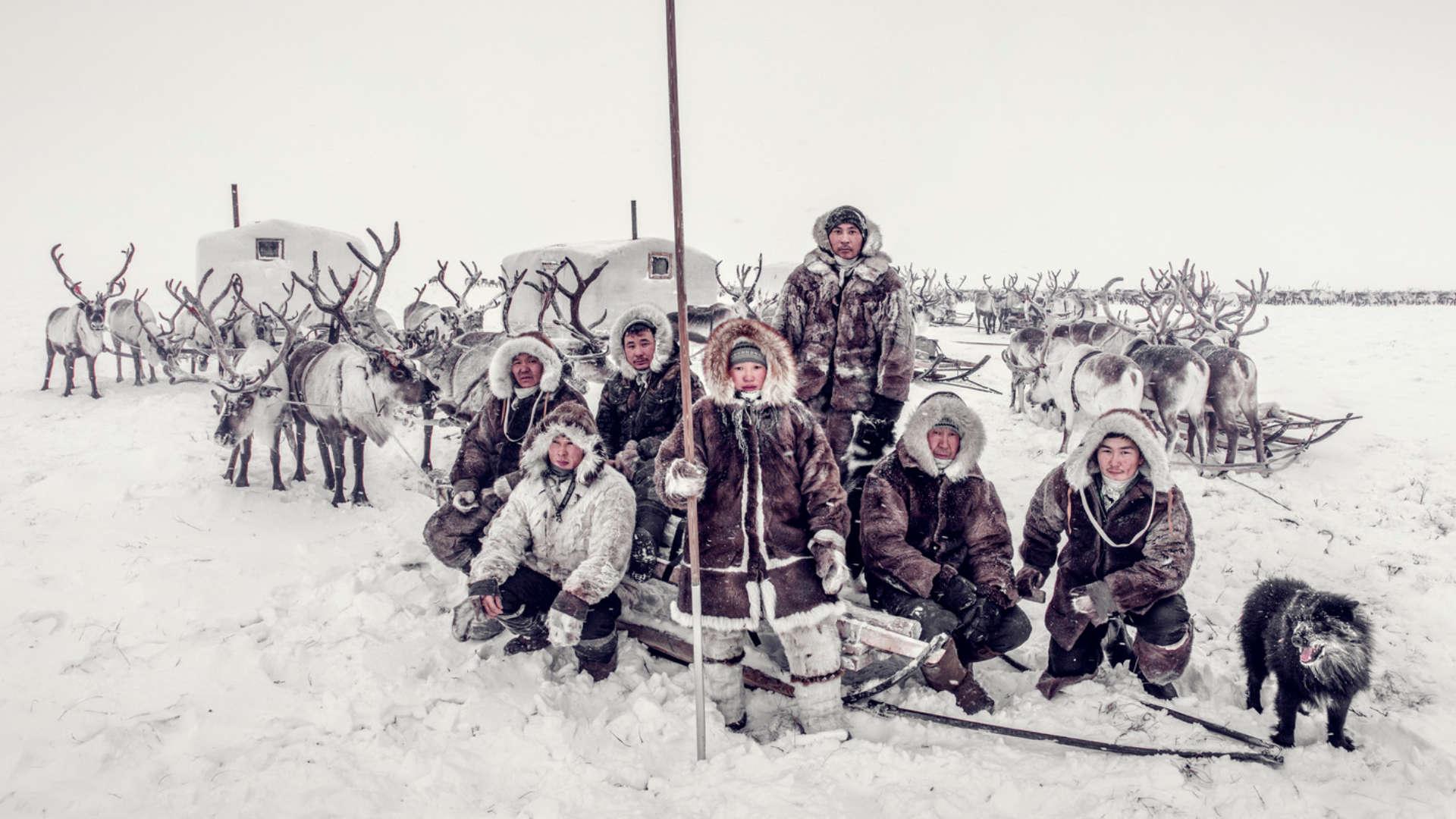 Dolgan stam, Yakutia, Siberië