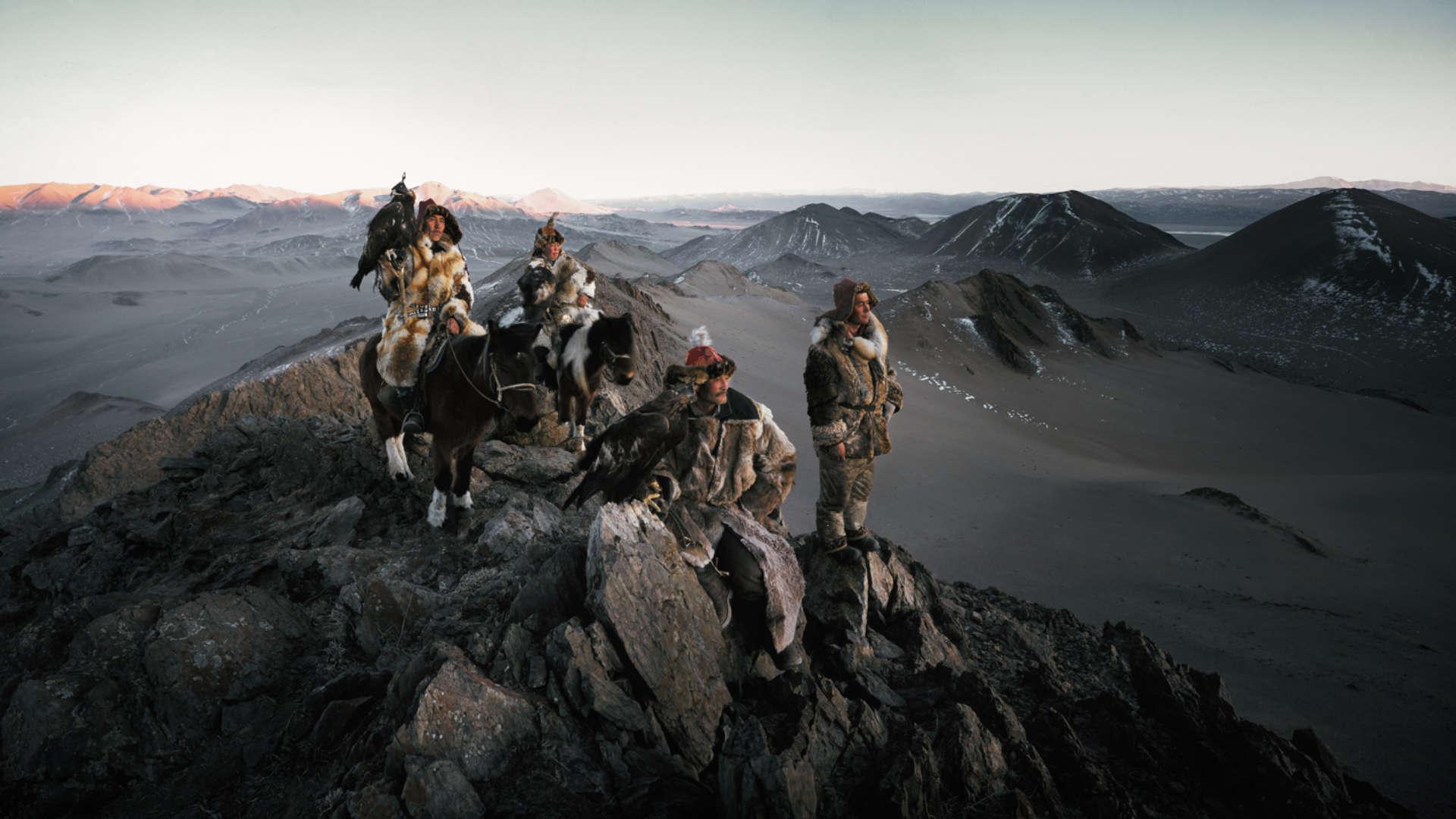 Xardembek stam, Songinst, Mongolië