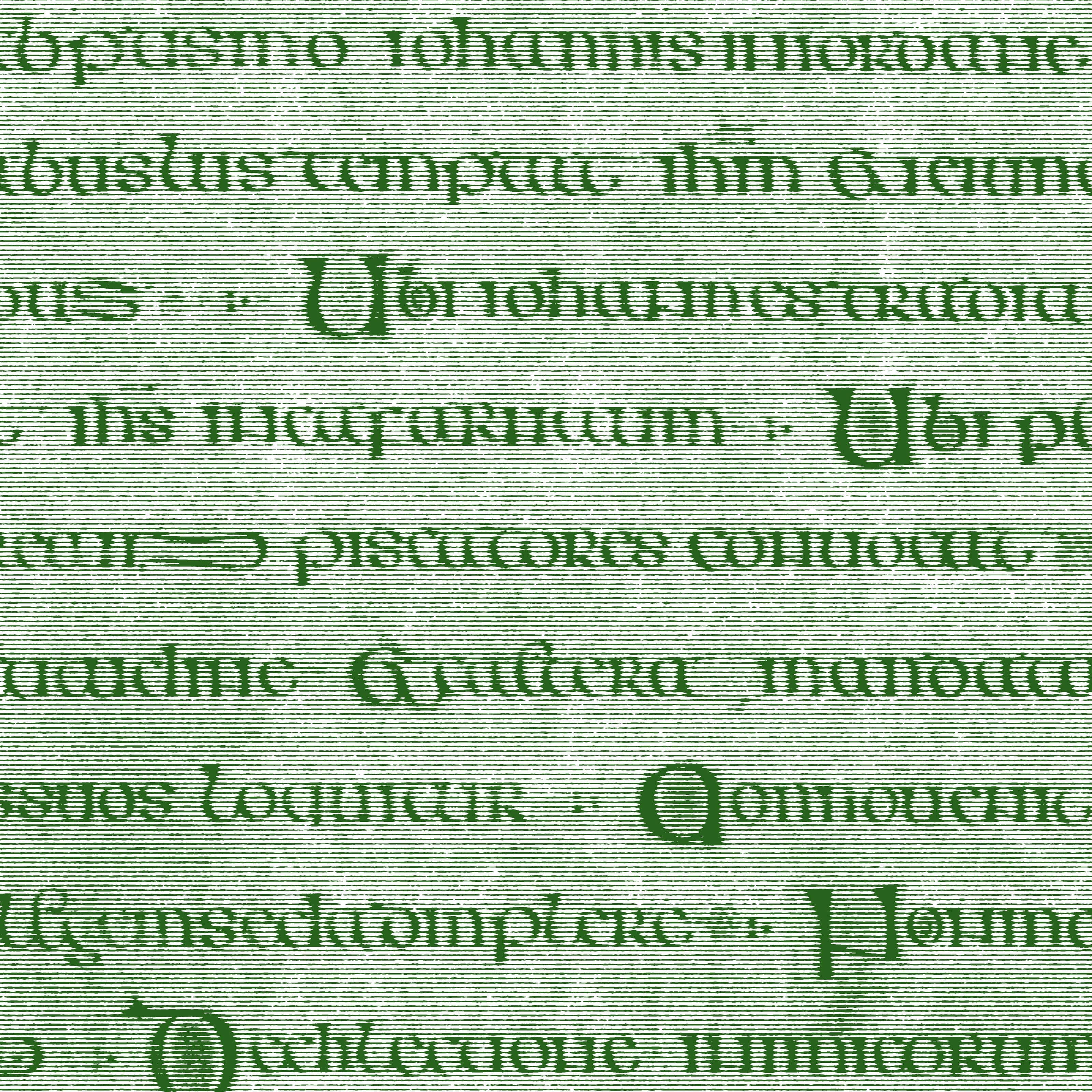 Insular majuscule.
