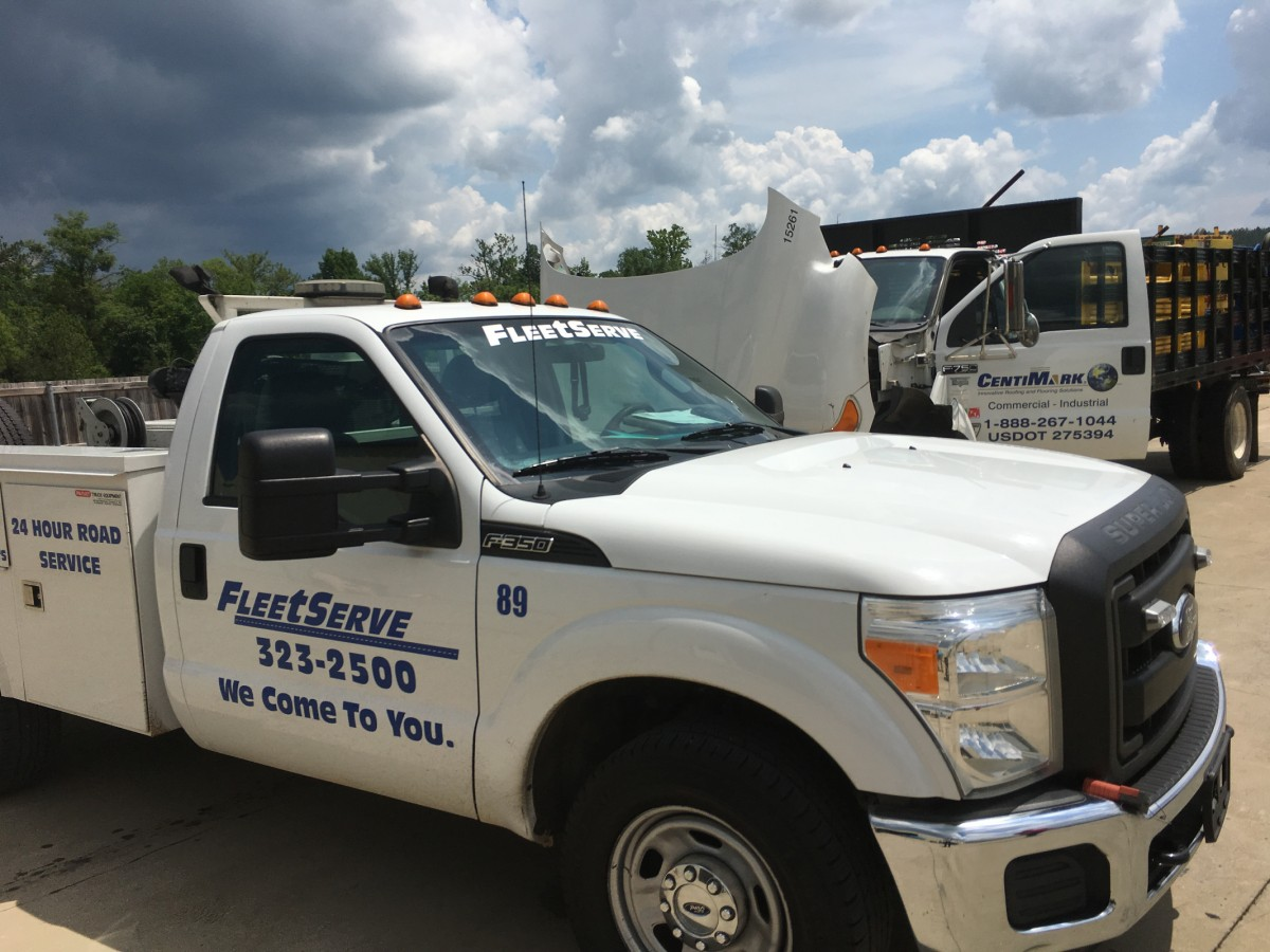 about fleetserve mobile truck repair