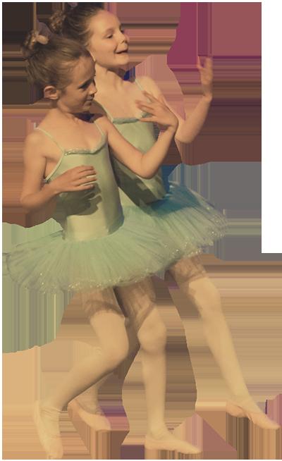 Jeunes danseuses