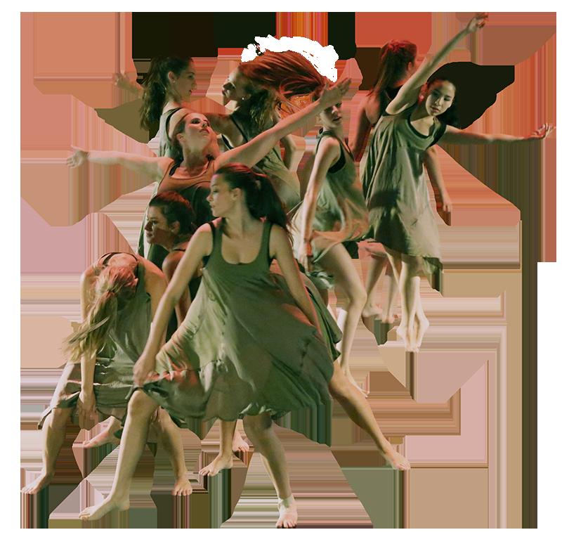 Choregraphie danse
