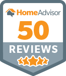 hd plumbing services has 50 review on homeadvisor