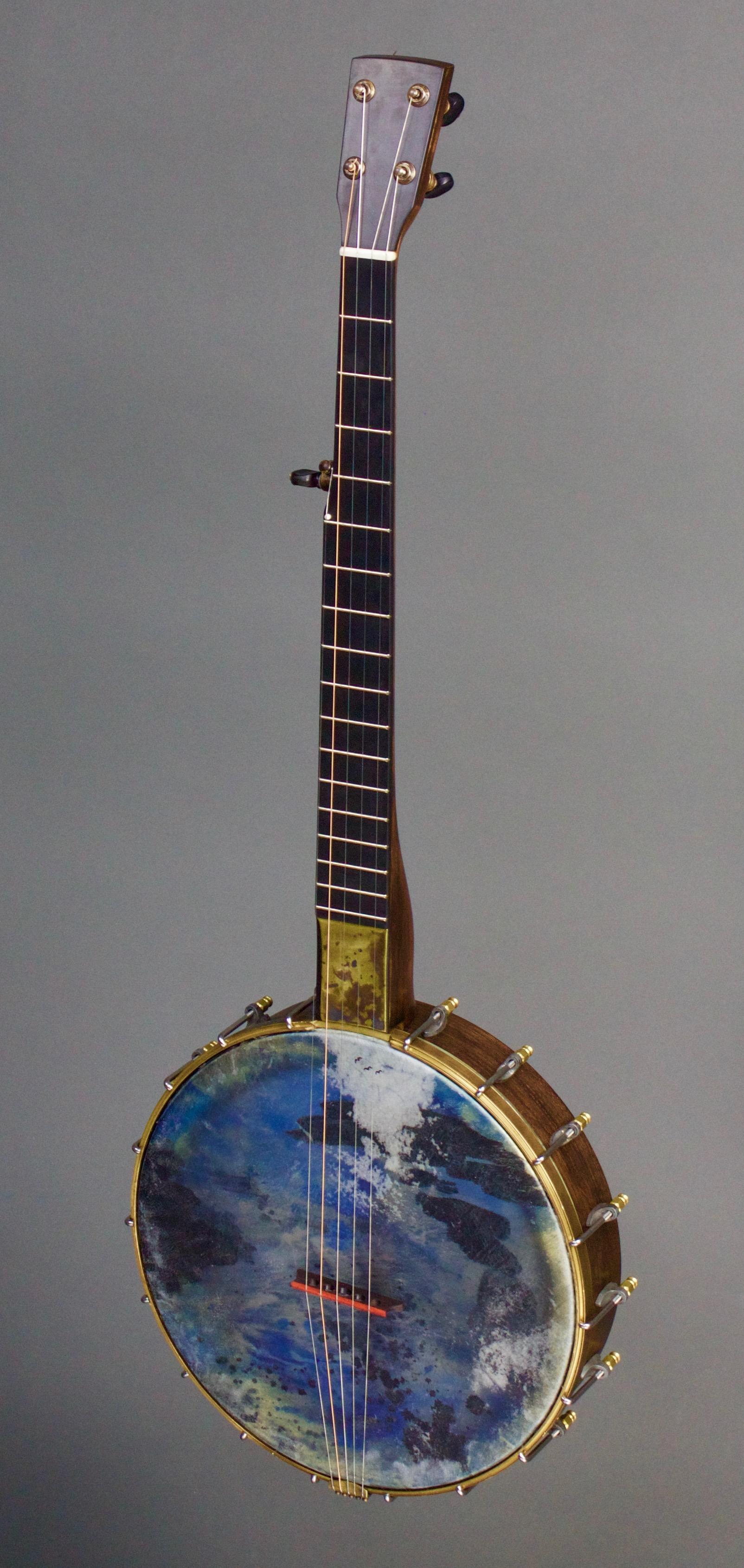 Impressionistic Banjo