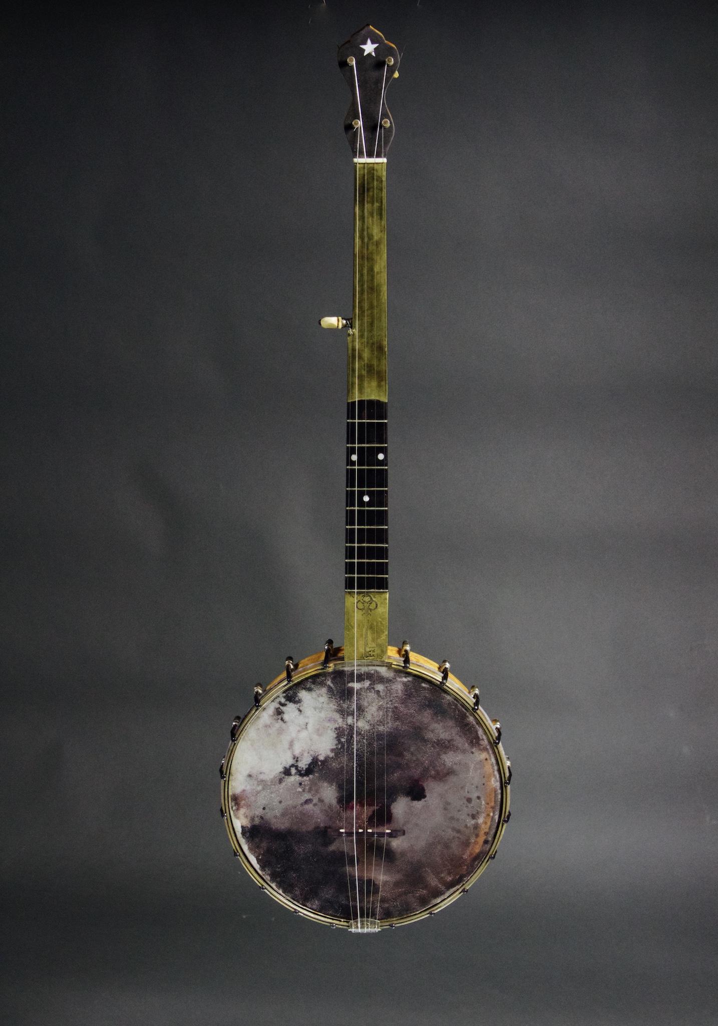 Skeleton Key Banjo (Refurb.)
