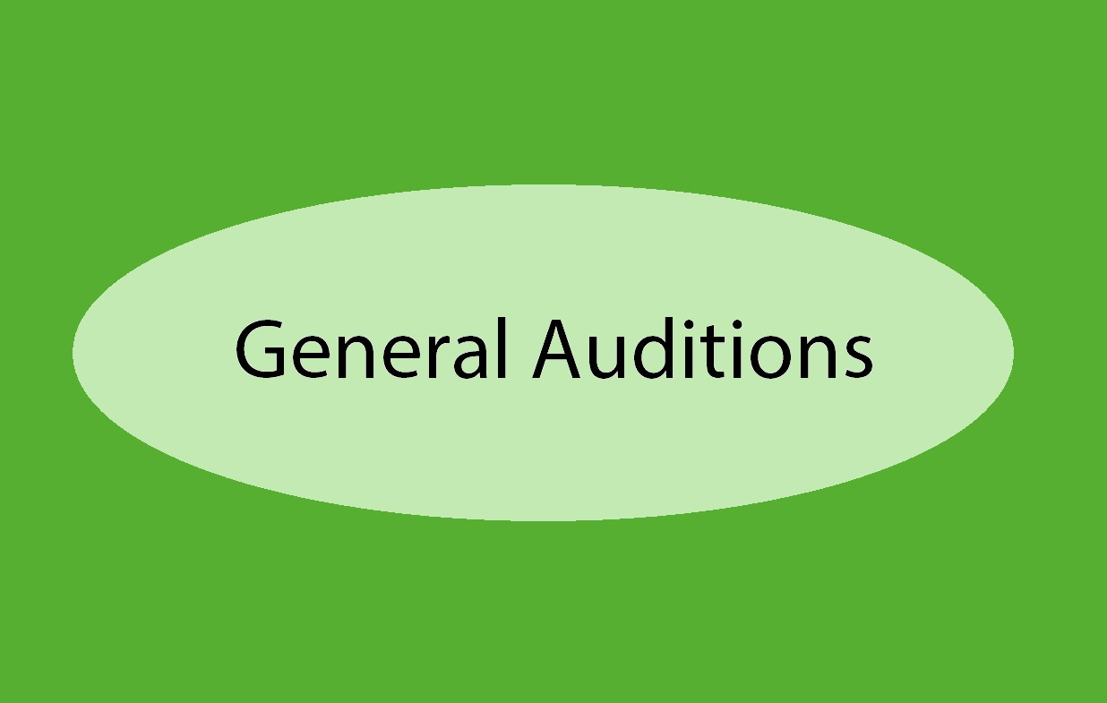 General Auditions for Green Thumb Theatre's 2019/20 Season - at this