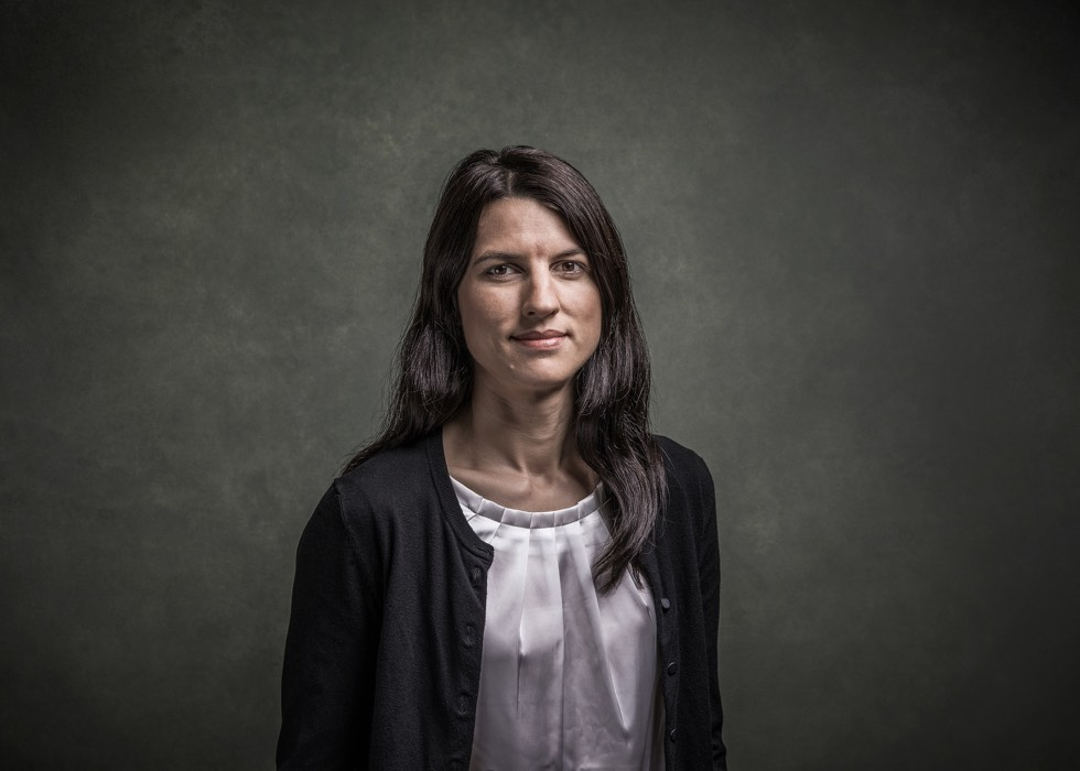 Photo of Sarah Christen