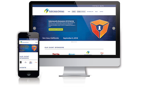 Public Sector Partners Website Case Study