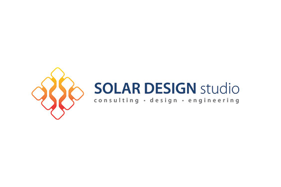 Solar Design Studio Logo Design