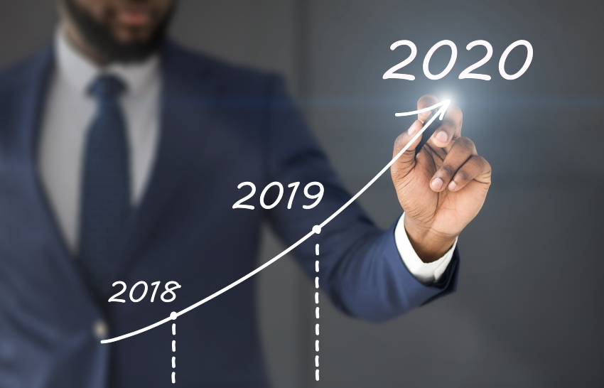 The Top 7 Digital Marketing Trends For 2020