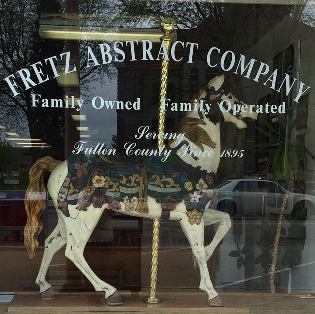 Title Company, Fretz Abstract Company