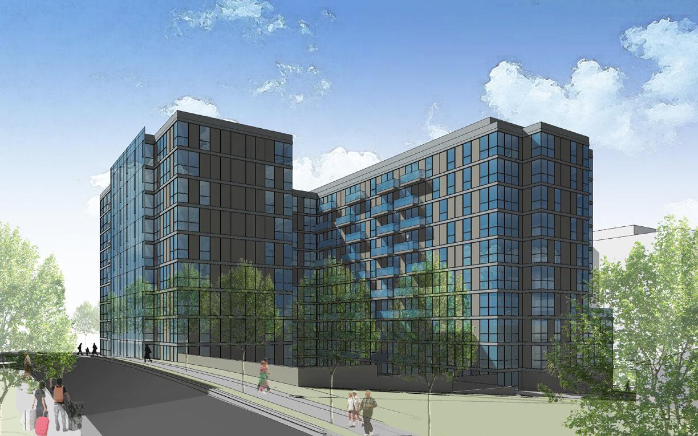 Concept image of 5333 Connecticut Avenue in Washington, DC