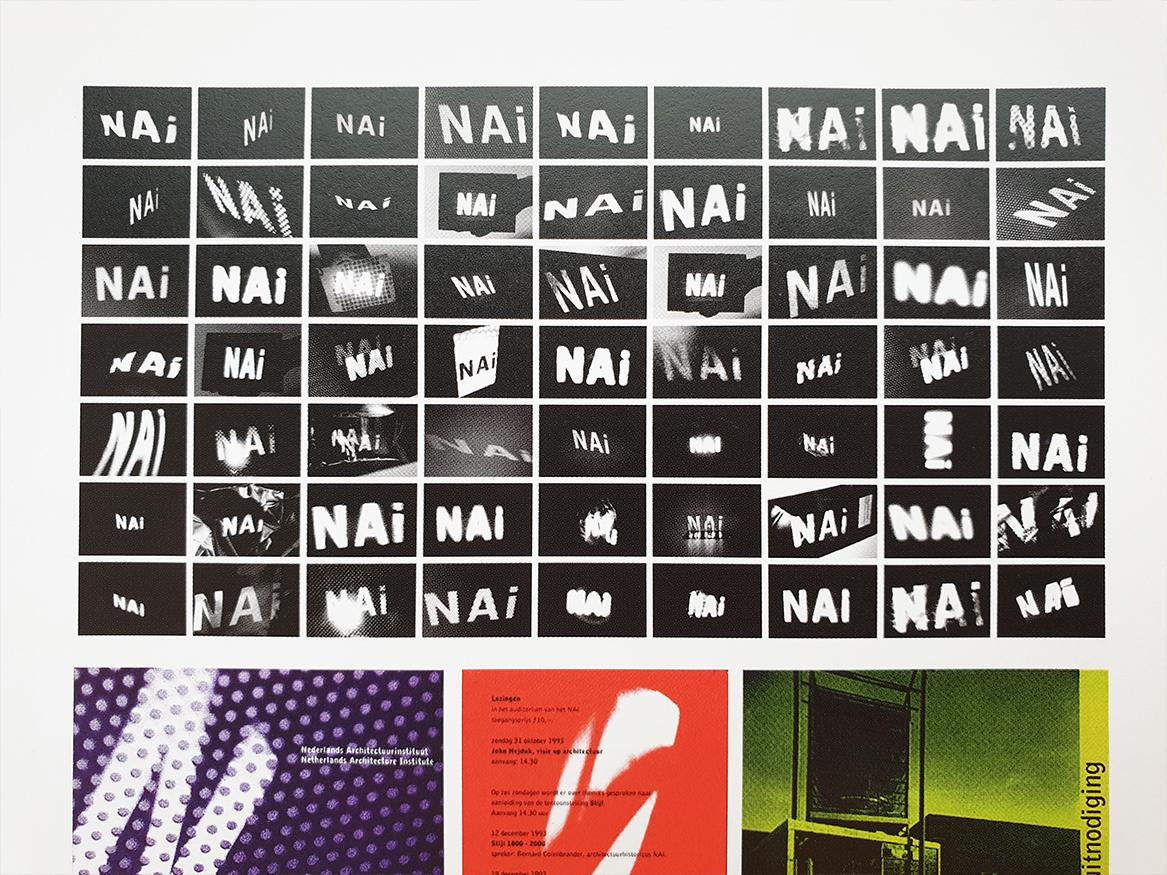 Branding NAI dynamische identiteit