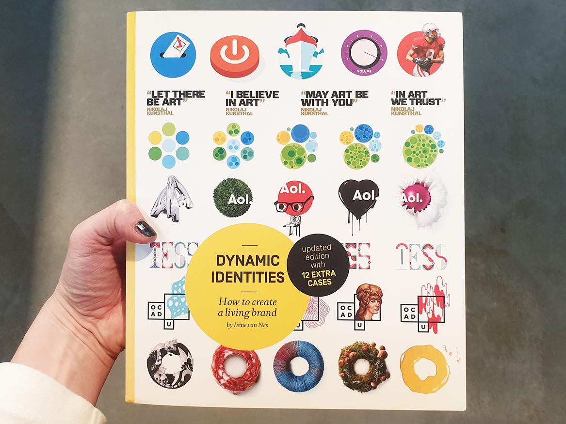 Boek dynamische identiteit