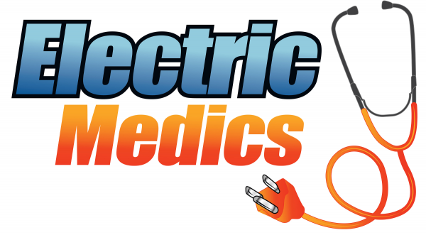 electric medics logo