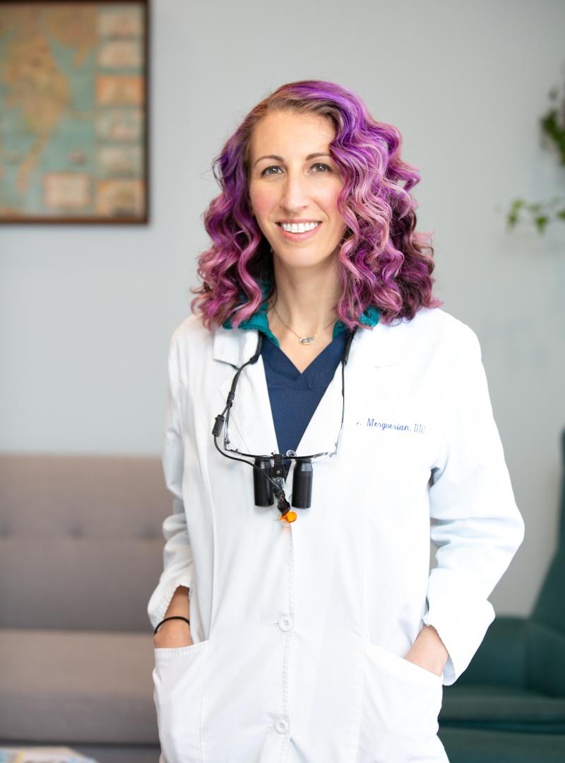 Dr. Merguerian