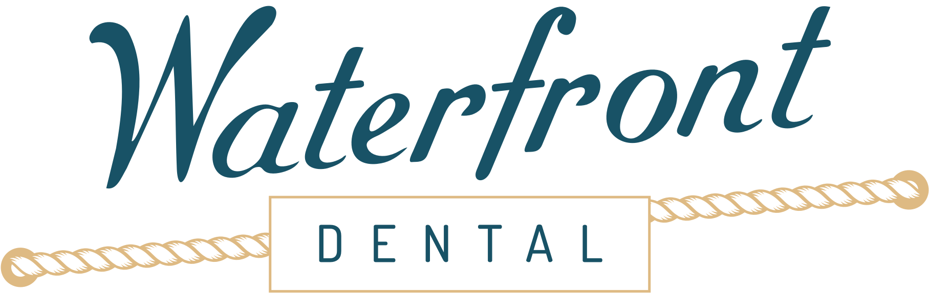 Waterfront Dental logo