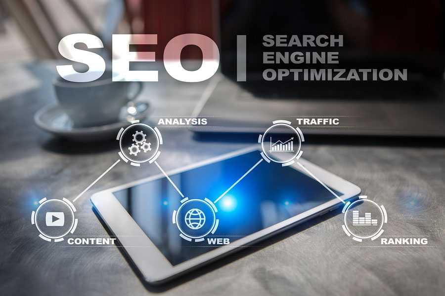 Image of SEO - Search Engine Optimization